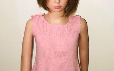Robe Cachemire enfant