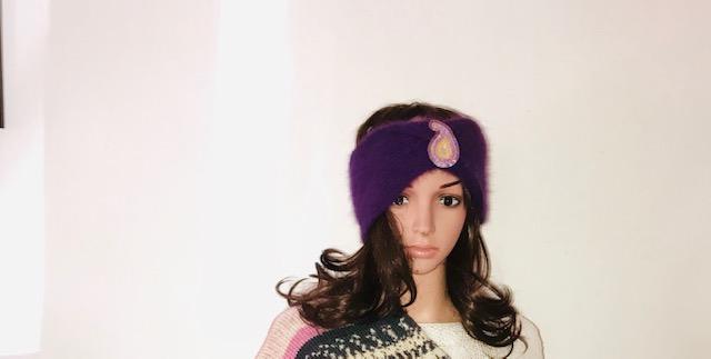 Headband Purple