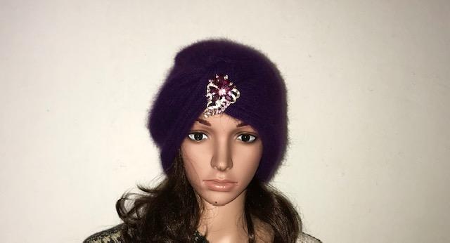 Turban Purple