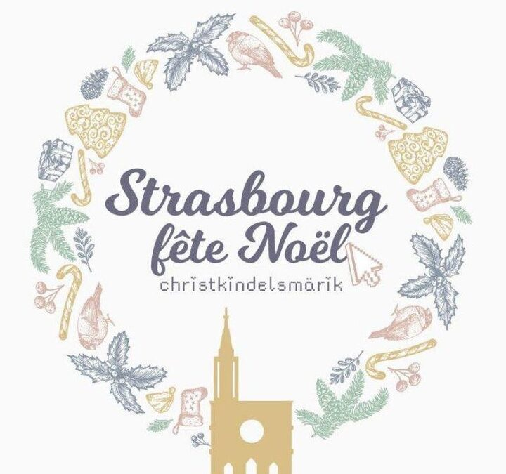 Strasbourg fête Noël