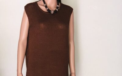 Robe Soie/Coton